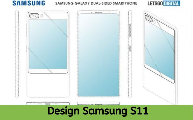 Samsung galaxy s11 coming our Possible Design Samsung S11